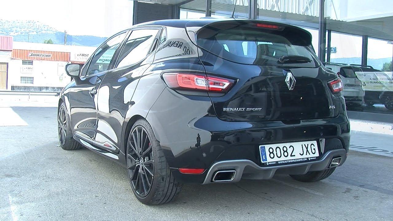 Renault Clio Sport >> Probamos El Renault Clio Rs Sport