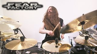 """Fear Factory - """"Fuel Injected Suicide Machine"""" - DRUMS"""