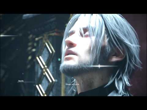 FINAL FANTASY XV - Final Boss & Ending + Secret Ending (Japanese Voices)
