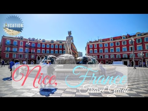 NICE FRANCE CITY GUIDE | Travel the Côte d'Azur