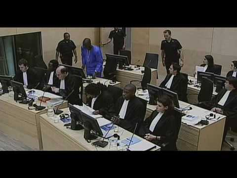 POV - The Reckoning . Timeline 11: Lubanga's Pre-Trial Arraignment