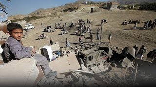 Война в Йемене: страдают мирные жители