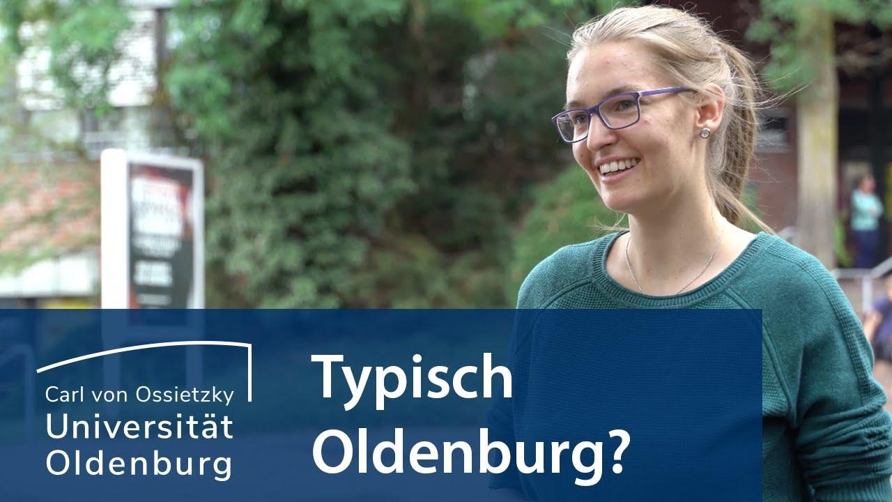 Stadt Oldenburg und Umgebung — Carl von Ossietzky Universität