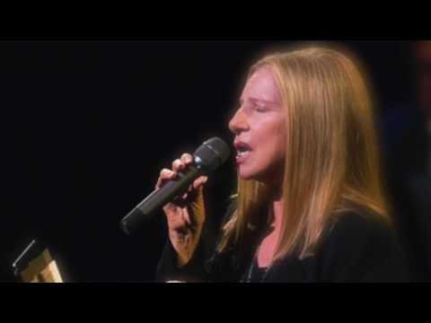 """STREISAND  """"NOT A DAY GOES BY""""  ENCORE"""