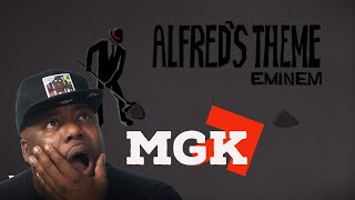 First time hearing Eminem - Alfred's Theme Reaction