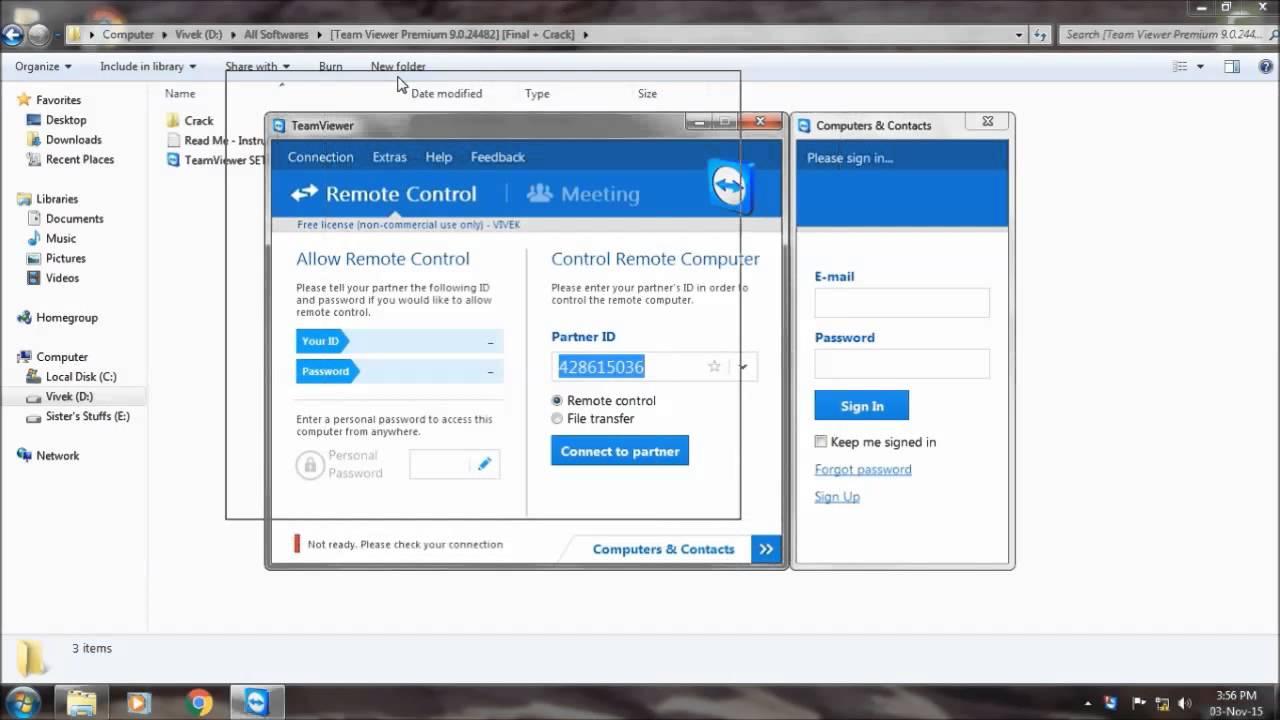 teamviewer 11 free download for windows 7 32 bit full version