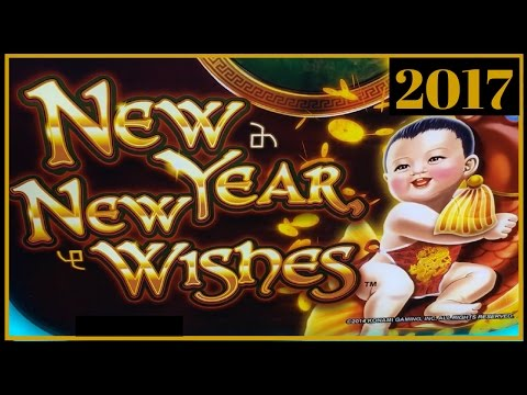 New Year, New Wishes! ✦ LIVE PLAY ✦ Slot Machine at San Manuel, SoCal