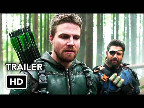 Arrow: 5x23 Lian Yu - trailer #1