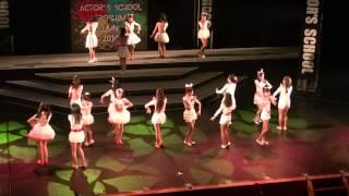2014 09.14 アクターズスクール広島 AUTUMN ACT(秋の発表会) Bクラス:1...