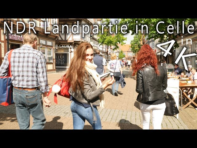 NDR Landpartie- Fest in Celle 2017 - 4K