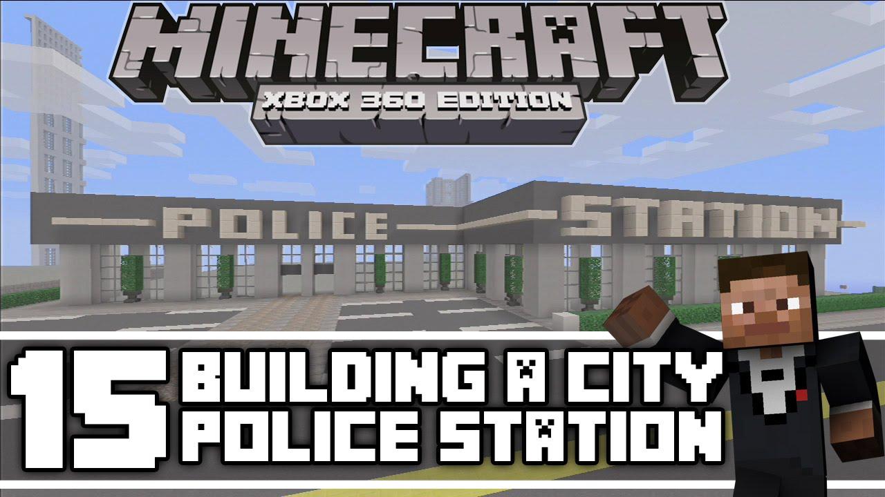 modern police station vs classic