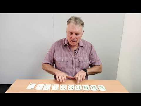 Maths Video Problem 5 - The Three Groups