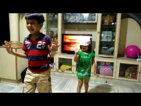 aanya gite the dance teacher.....