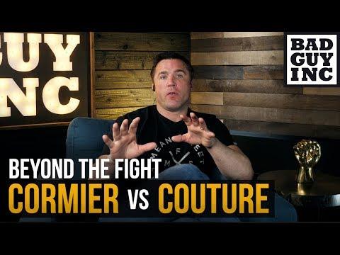 Daniel Cormier vs PRIME Randy Couture