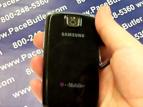 Samsung SGH-t439 - Erase Cell Phone Info - Delete Data - Master Clear Hard Reset