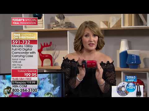 Thumbnail: HSN | Electronic Gifts 11.24.2017 - 09 PM