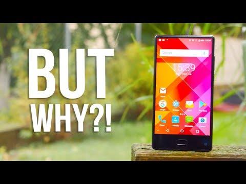 Why cheap Bezel-less Phones SUCK - Maze Alpha Review !