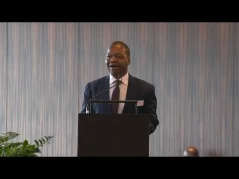 Zimbabwe Reserve bank Governor addresses investors in Zurich