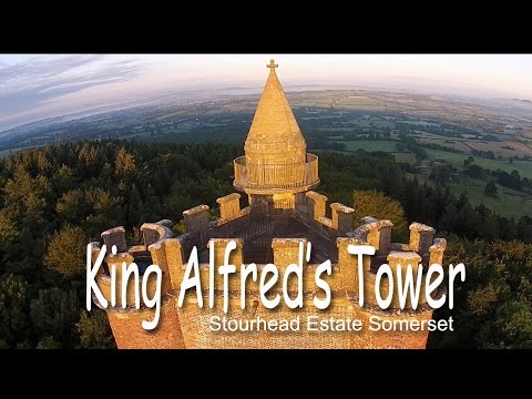 King Alfred's Tower Somerset