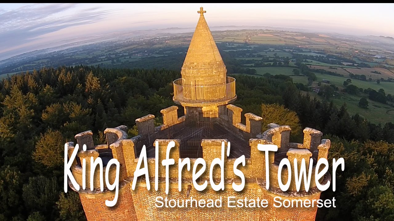 King alfreds tower