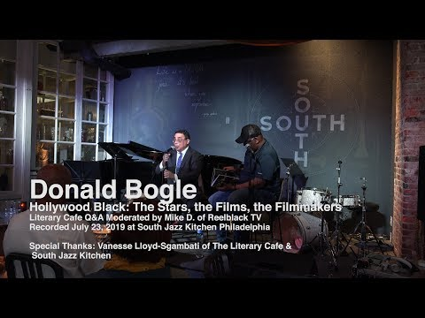 Donald Bogle - Hollywood Black: The Stars, The Films, The Filmmakers