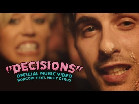 """""""Decisions"""" - Borgore feat. Miley Cyrus (Official Music Video)"""