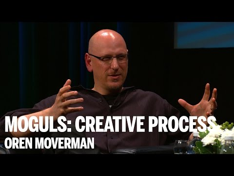 MOGULS: CREATIVE PROCESS | Oren Moverman | TIFF Industry 2014