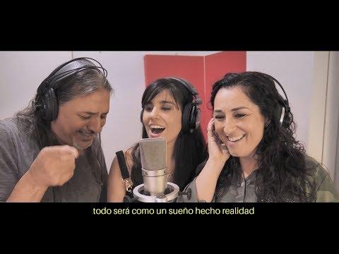 Camela - El calor de mi cuerpo ft. Javiera Mena (Lyric Video)