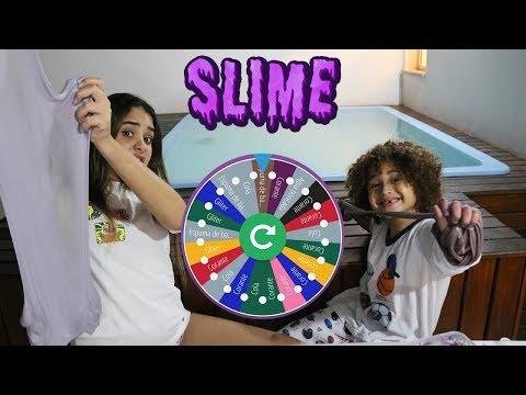 Desafio da roleta misteriosa de slime mystery wheel of slime quem ai gosta de vdeo de slime eu e minha irm adoramos fazer slime ento se vc quer mais vdeos assim deixe seu like ccuart Gallery