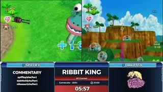 Ribbit King by Dakitteh and Spiffiey in 18:48 - Frame Fatales 2019