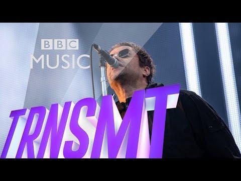 Liam Gallagher - Wall Of Glass (TRNSMT 2018)