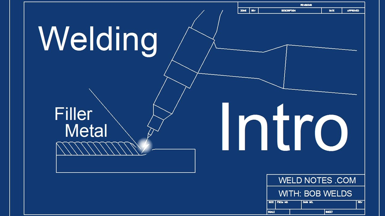 Welding Introduction Weldnotescom Youtube Diagram Of