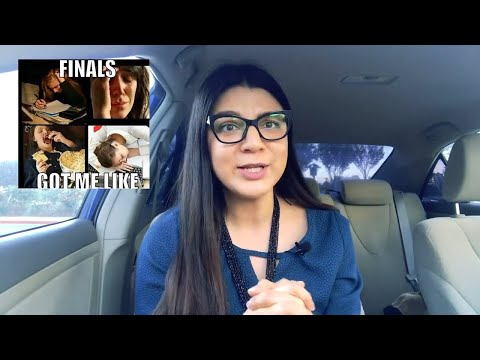 Tips to Deal with School Finals . . . | SuperWifeyLiz Vlog