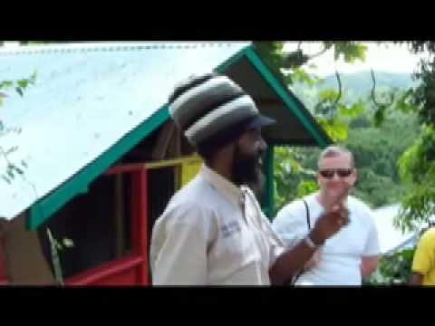 Captain Crazy Jamaican Tour Guide @ Nine Miles