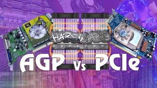 AGP vs PCI-E - Geforce 6600GT - 2 Cards, 1 Motherboard!
