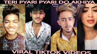 Viral TIKTOK videos - Teri pyari pyari do akhiya - viral tiktok videos