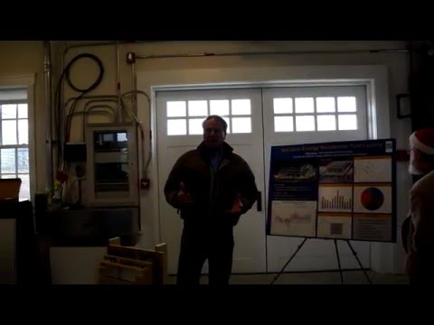 NIST Net Zero House Field Trip