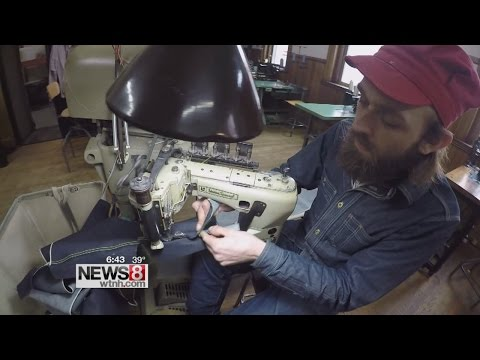 Cruisin' Connecticut – Handcrafted Jeans at Hartford Denim Company