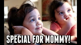 MAKING IT SPECIAL, JUST FOR MOMMY! - Dancember 30, 2017 -  ItsJudysLife Vlogs