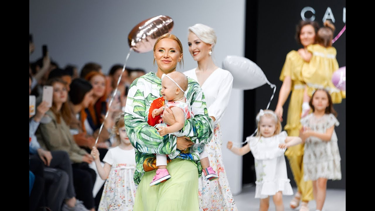 BELARUS FASHION WEEK FALL-WINTER 2019/20 : CANDY LADY