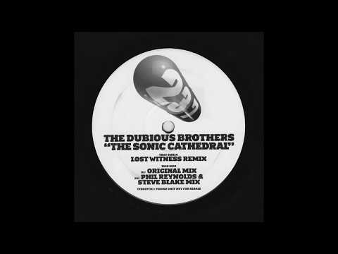 The Dubious Brothers - The Sonic Cathedral (Original Mix) [B1]