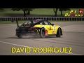 Al Volante con... David Rodríguez