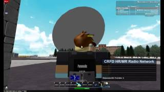 Typical Life of a Paramedic in Redwood [Roblox] Part 1