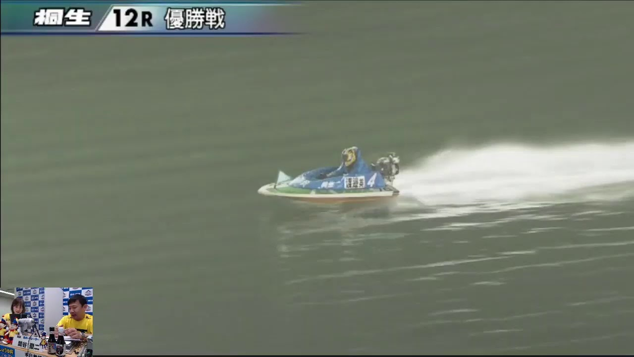 ボートレース桐生生配信・みんドラ9/13(みんなのドラキリュウライブ)レースライブ