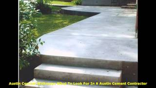 Austin Tx Concrete Contractor 78758 Austin Cement Walkways | 513-458-4353