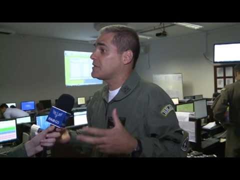 LAÇADOR - Entrevista com Major-Brigadeiro do Ar Egito