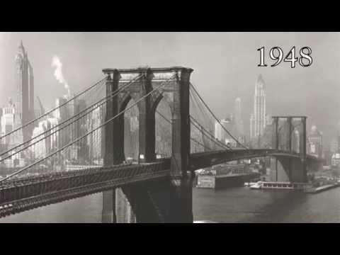 The Brooklyn Bridge Through the Ages