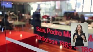 Biblioteca del Congreso Nacional de Chile: presentación institucional 2018