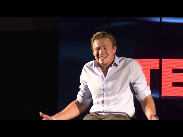 A flawless model for achieving your goals | Aron Anderson | TEDxZagreb