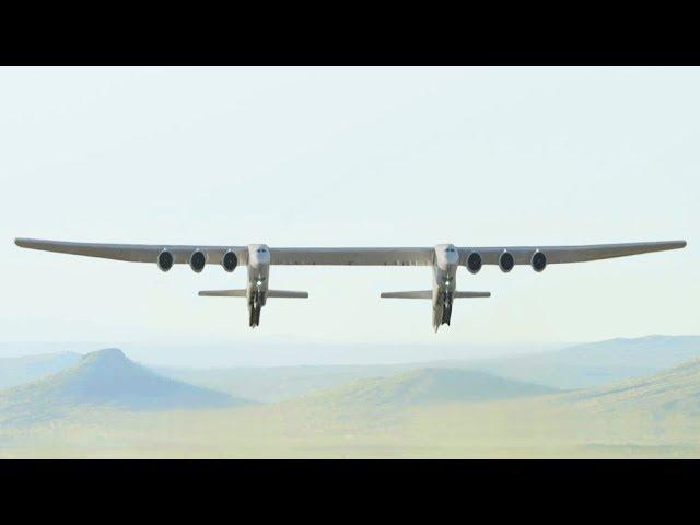 El avión más grande del mundo!